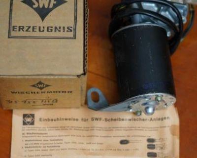 NOS Wiper Motor 6V SWF (315 915 111 B) German