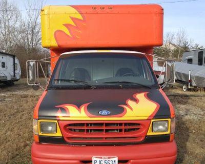 Rocket Food Truck - Ford / Box van / 1997