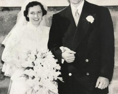 Ruth and Cliff Reddick