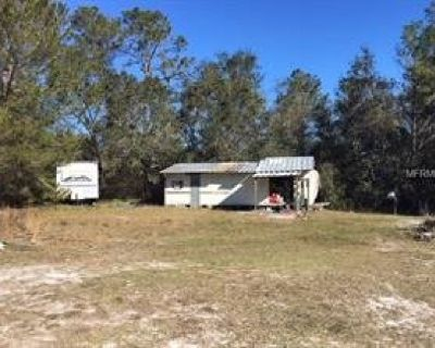 5 Acres on a semi-private LAKE PAVED road Manufactured Home