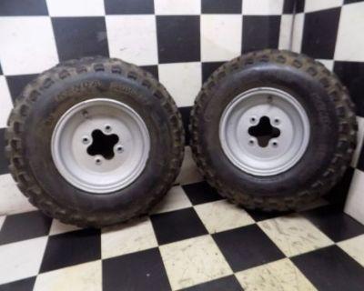 06 2006 Ds 250 Ds250 Front Wheels Wheel Rims Rim Left Right Tires Tire