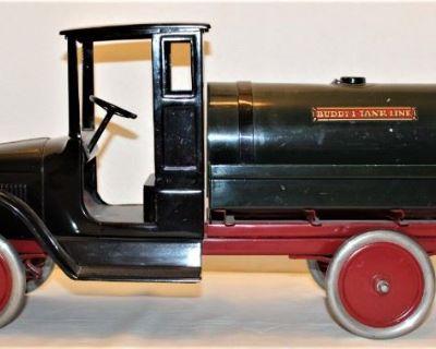 ezbidders.com~ AMAZING Tools, Toys & Treasure Auction in Lucketts