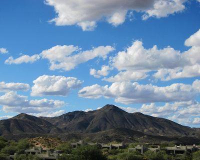 Beautiful Desert Mountain Sonoran Ridge Cottage with Fabulous Mountain Views - Desert Mountain