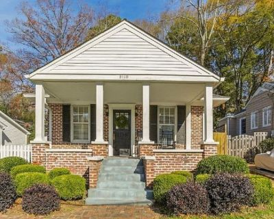 Great Location & Value - Buckhead Cottage - Big tv, Sonos, and more. - Peachtree Hills