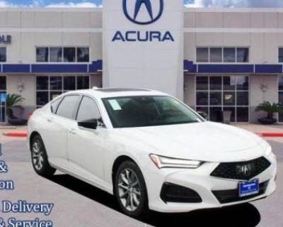 2021 Acura TLX Standard