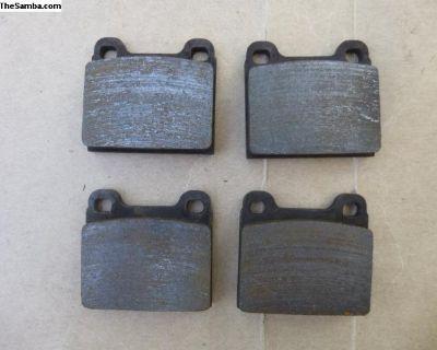 911SC rear brake pads