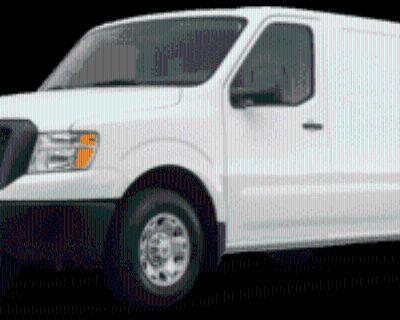 2020 Nissan NV Cargo NV2500 HD SV