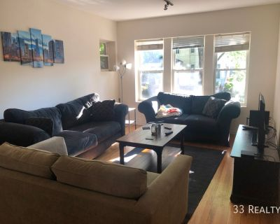 Beautiful, spacious, light filled 3 bed/ 2 bath duplex in Rogers Park