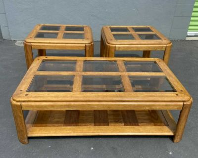 Set of 3-Living Room Set