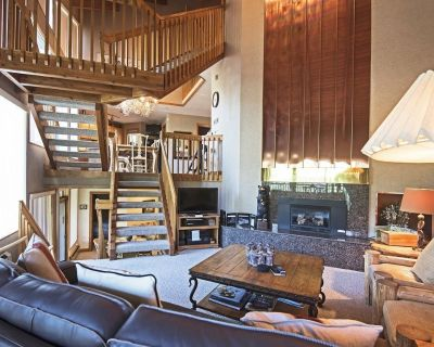 DV Townhome - 3 Living Areas - Private Hot Tub & Sauna - Perfect for families! - Park City