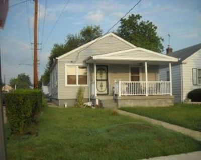 1024 South 40th Street, Louisville, KY 40211 2 Bedroom House