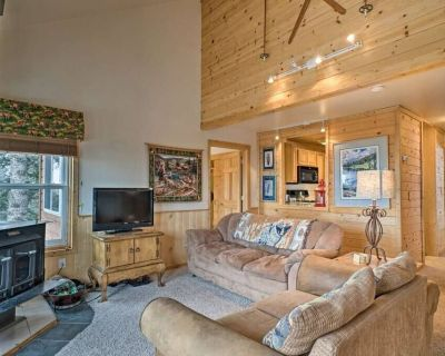 Cozy Secluded Cabin with Views & Hot Tub - Cripple Creek