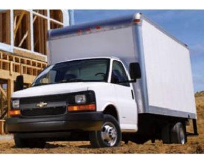 2010 Chevrolet Express Commercial Cutaway 3500 Work Van
