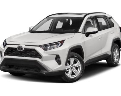 Certified Pre-Owned 2019 Toyota RAV4 XLE FWD 4D Sport Utility