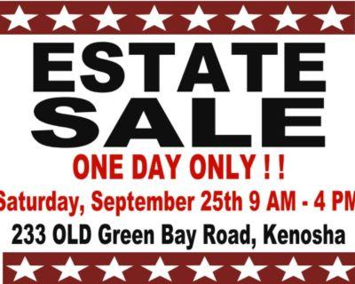 Estate Sale - COME & SHOP