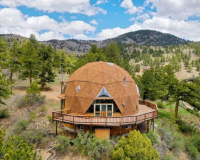Dome Away From Home Majestic Views - Idaho Springs
