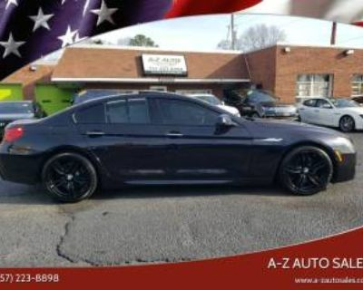 2014 BMW 6 Series 650i xDrive Gran Coupe AWD