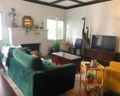 Bungalow with Porch and Yard near Larchmont Village, Los Angeles, CA