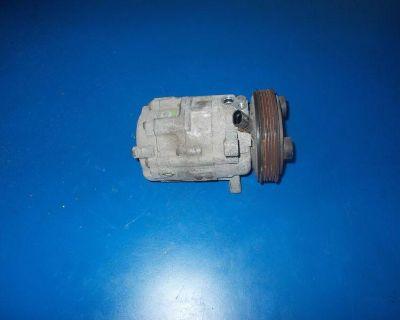 Ac Compressor -- 2000 Saturn S Series 1.9l
