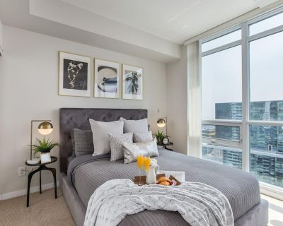 Luxury Style High Rise Suite - Downtown Toronto - Downtown Toronto