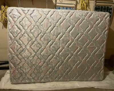 Free Queen box spring and mattress