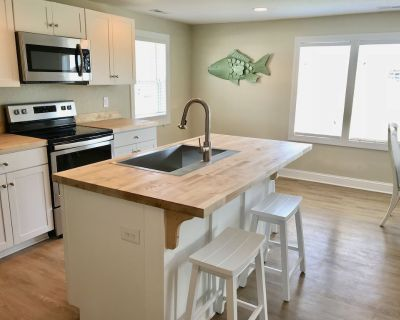 The Nags Head Cottage-Renovated Spring 2018! Walking distance to the beach! - Nags Head