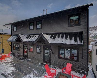 3 BD - Walk To Main & Town Lift- Sundance 20' Dates Available - Book Both sides! - Downtown Park City
