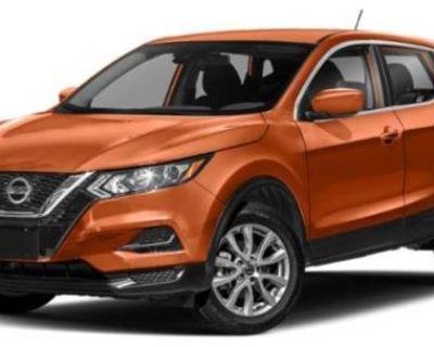 2020 Nissan Rogue Sport SV
