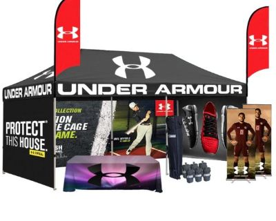 Trade Show Tents & Canopies With Unlimited Graphics | Canada