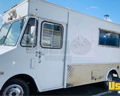 Chevrolet Mobile Kitchen/ Used All-Purpose Food Truck
