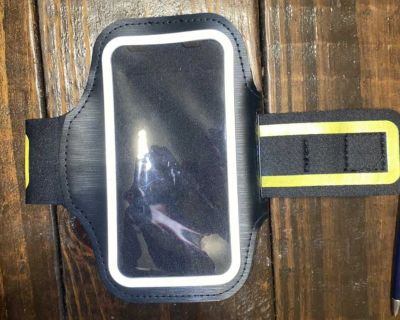 IPhone/iPod arm band