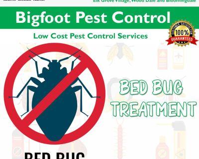 Bed Bug Treatment Hoffman Estates