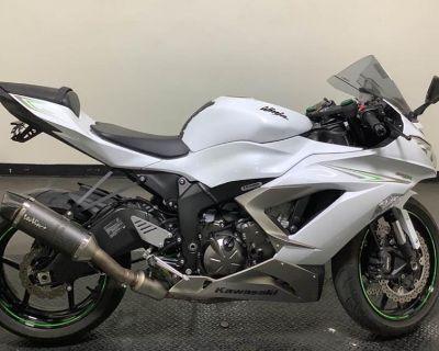 2017 Kawasaki Ninja ZX-6R Supersport Houston, TX