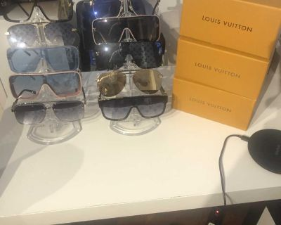 LV Designer Sunglasses
