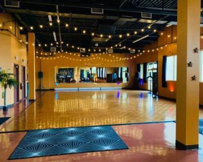 Beautiful, Spacious Dance Studio for Auditions, Production Shoots, and Dance/Cheer Rentals, Orlando, FL
