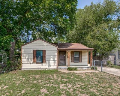5112 Cantrell St, Fort Worth, TX 76116