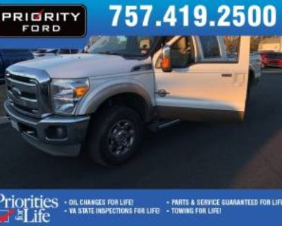 2014 Ford Super Duty F-250 King Ranch Crew Cab Standard Bed 4WD
