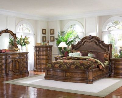 Pulaski San Mateo Bedroom Set - FREE Shipping - NO TAX!