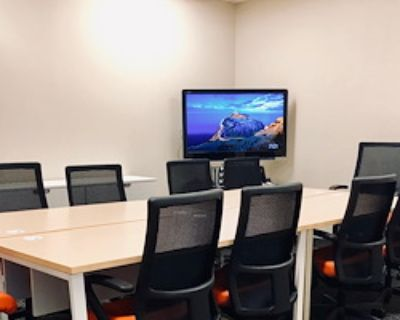 Private Meeting Room for 8 at Pioneer Office Suites, LLC