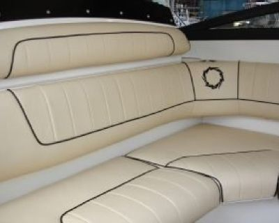 Find Custom Made Boat Seat Upholstery For Sale