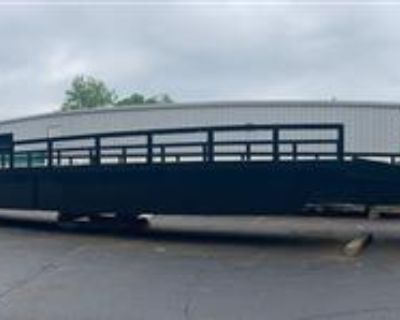 2018 180' x 12' Floating Bridge or 2 Barges with Ramps for sale