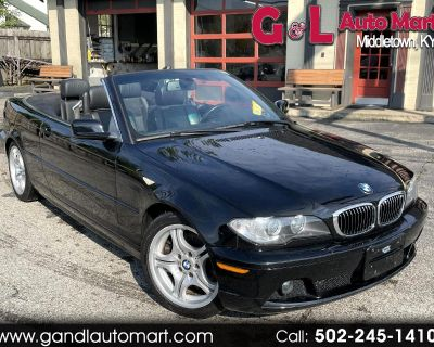Used 2004 BMW 3 Series 330Ci 2dr Convertible