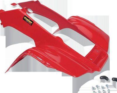 Maier Mfg 117302 Front Fender Red