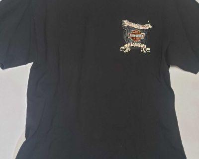 Harley Davidson Jamaica T-shirt. (L)