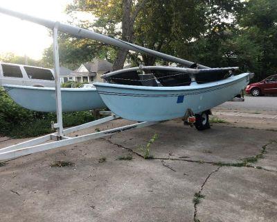 16 foot Hobie Catamaran
