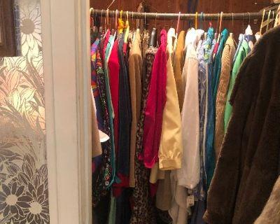 VINTAGE CLOTHES DIG-O-RAMA