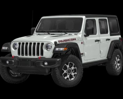 New 2021 Jeep Wrangler Unlimited Rubicon 4WD 4D Sport Utility