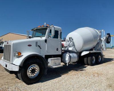 2007 PETERBILT 357 Concrete Mixer, Pump Trucks Heavy Duty