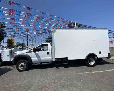 2013 Ford F550 Super Duty Regular Cab & Chassis for sale
