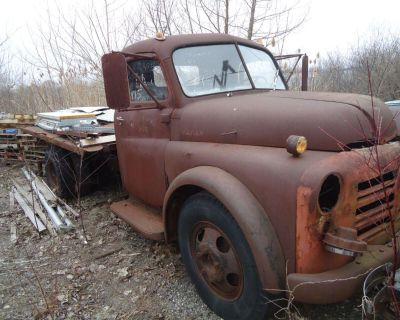 1952 Dodge Dump Truck